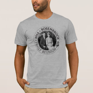 Rosenbrock Family Reunion T-Shirt