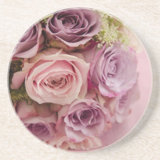 Roses Beverage Coaster