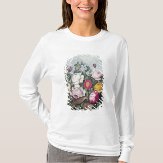 Roses, from 'The Temple of Flora' T-Shirt