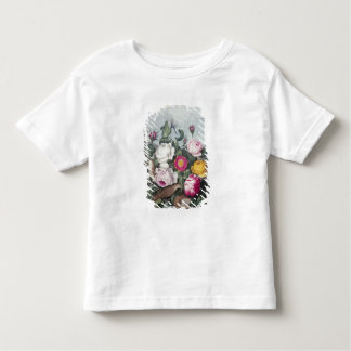 Roses, from 'The Temple of Flora' Toddler T-Shirt