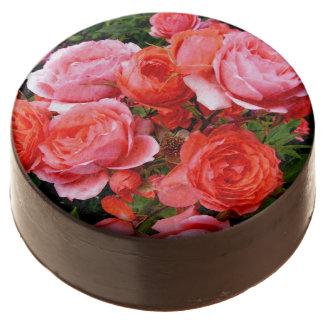 Roses Milk Chocolate Dipped Oreo Cookies, None Spr