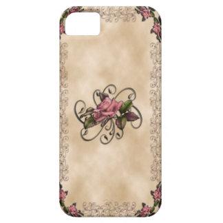 Roses & Swirls iPhone4 iPhone 5 Case