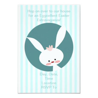 Rosey Cheeks Easter Gathering Invitations