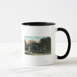 Ross Park Entrance View Mug