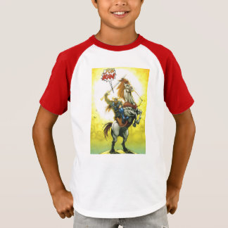 Rostam persian Kid's t shirt