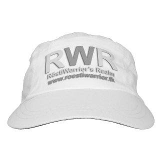 RöstiWarrior's Realm Woven Performance Hat