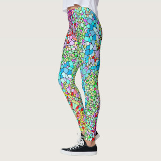 Rota Multicolor Leggings
