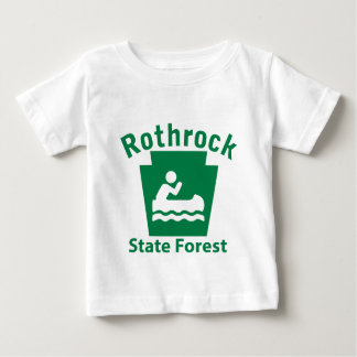 Rothrock SF Boat Baby T-Shirt