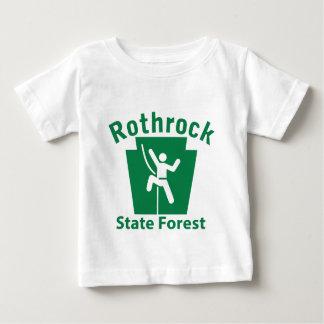 Rothrock SF Climb Baby T-Shirt