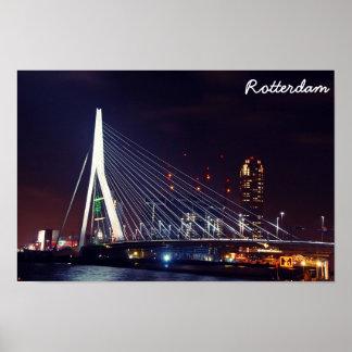 Rotterdam, Netherlands Poster