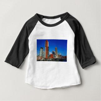 Rotterdam Skyline Baby T-Shirt