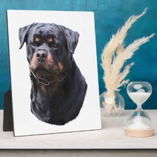 Rottweiler Plaque