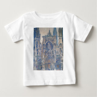 Rouen Cathedral, Study of the Portal by Claude Baby T-Shirt