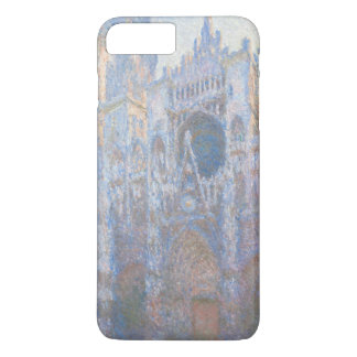 Rouen Cathedral West Facade by Claude Monet iPhone 8 Plus/7 Plus Case