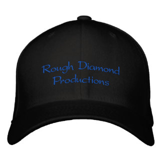 Rough Diamond Productions Embroidered Hat