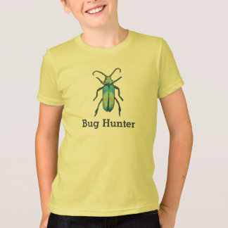 Rough drawing graphic bug latipes insect t-shirt