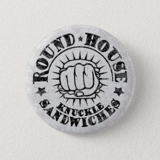 Round House Sandwiches 6 Cm Round Badge