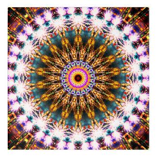 Round Mandala Art