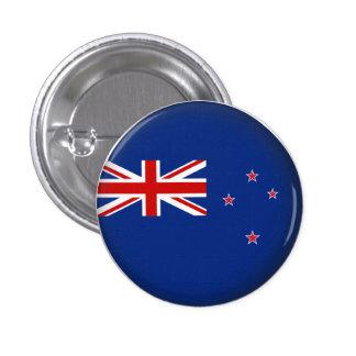 Round New Zealand Button