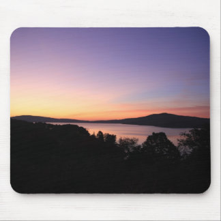 Round Valley Reservoir mouse pad