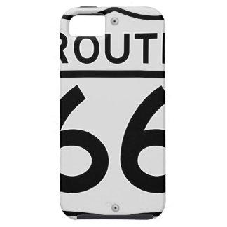 Route 66 Sign Tough iPhone 5 Case