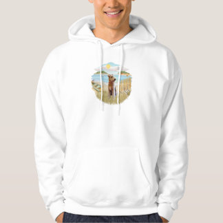 Row Boat - Airedale Hoodie