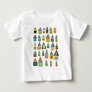 Row Houses Baby T-Shirt