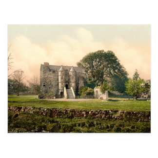 Rowallan Castle, Kilmarnock, Ayrshire, Scotland Postcard