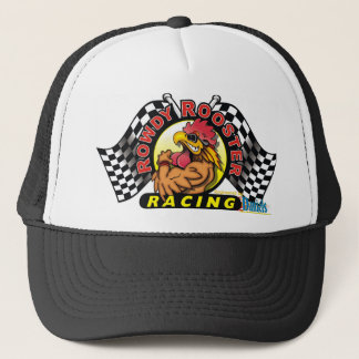 Rowdy Rooster Racing Hat