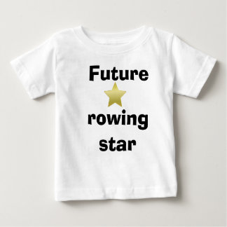 Rowing baby clothes baby T-Shirt