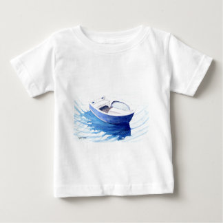 Rowing boat baby T-Shirt
