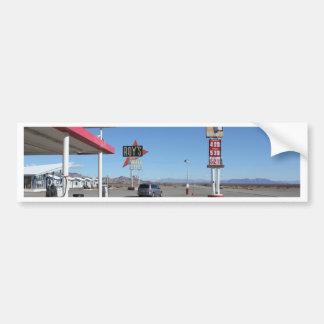 Roy´s cafe Route66 Bumper Sticker