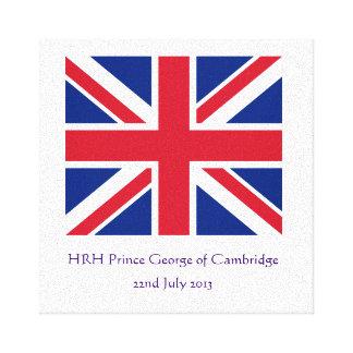 Royal Baby Canvas