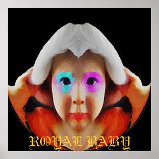 ROYAL BABY POSTER