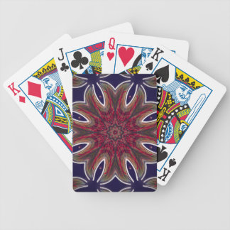 Royal Blue Print - 5 of 15 Original Series Poker Deck