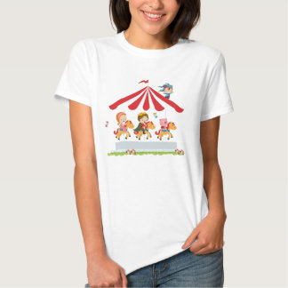 Royal Carousel from Fairy Tale Kingdom T Shirts