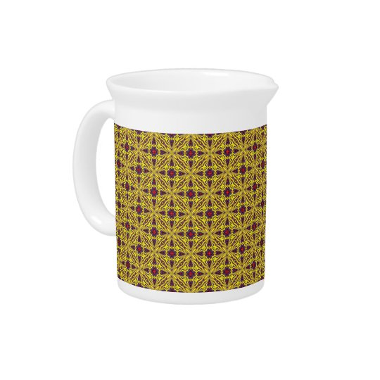 Royal Colourful  Kaleidoscope   Porcelain Pitchers