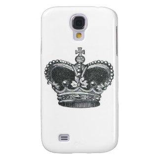 Royal Crown Galaxy S4 Case