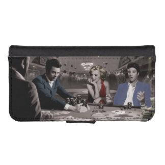 Royal Flush iPhone SE/5/5s Wallet Case