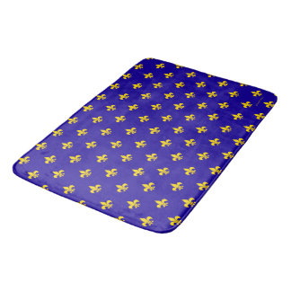 """""""Royal French Blue"""" Bathmat"""