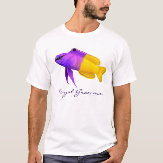 Royal Gramma Basslet Reef Fish T-Shirt
