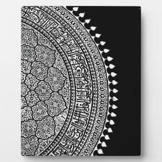 royal Indian art Photo Plaque