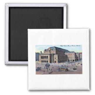 Royal Opera House, Vienna, Austria c1915 Vintage Magnet