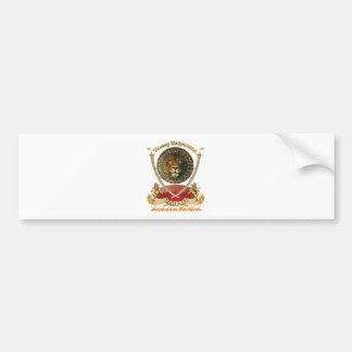 ROYAL RAJPUT RAJASTHAN BUMPER STICKER