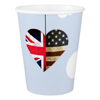 Royal Wedding Party Paper Cup