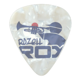 RR Pick Pearl Celluloid Guitar Pick