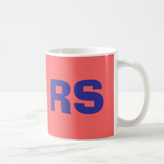 RS Serbia Cup / Србија Цоффее Цуп Basic White Mug