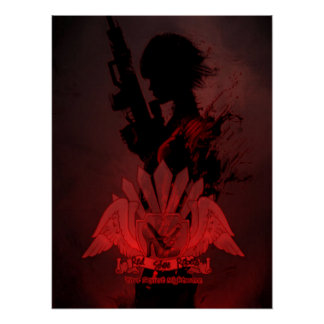 RsR - Gun Girl Poster