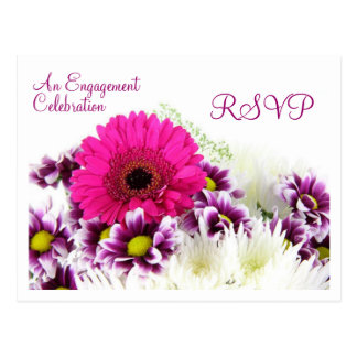 RSVP Engagement/Wedding Postcard