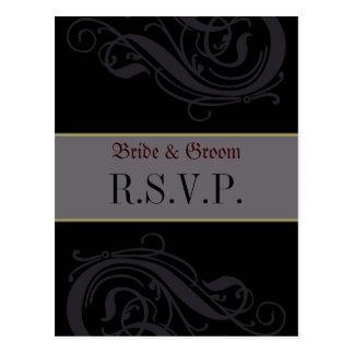 RSVP Post Card